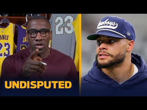 The Cowboys are not sold on Dak Prescott, everyone else got their money  Shannon | NFL | UNDISPUTED