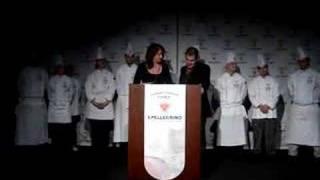 2008 San Pellegrino Almost Famous Chef - Kristianne Pak