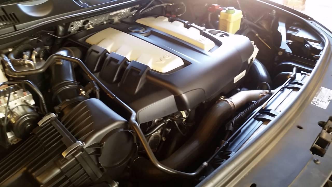 Touareg V6 Tdi Engine Idiling