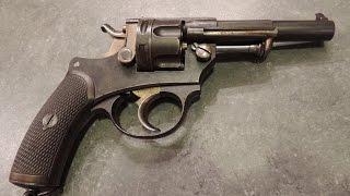 Revolver Français 1874 Chamelot Delvigne 11 mm 73