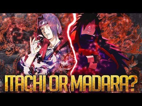 ** WHICH UCHIHA WILL YOU USE ? *   ** Naruto Ultimate Ninja Blazing *