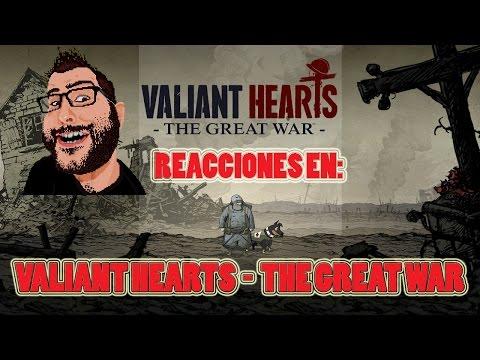 Reacciones de Alexelcapo en: Valiant Hearts (Mejores Momentos)