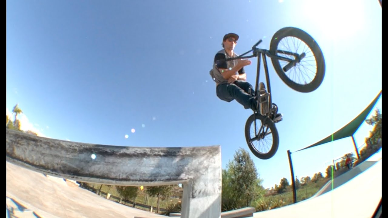 Video Raw BMX Style on a Mountain Bike - Pinkbike
