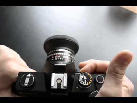 Wie fotografiert man mit der praktica mtl revue ml youtube