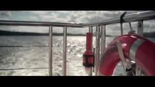 Mariage cvil sur un bateau de luxe sur le lac Memphremagog avec un célébrant