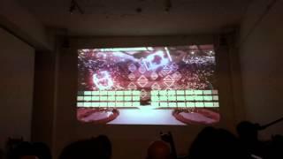 Unreal Engine music Game shown @ Tokyo Indie Dev
