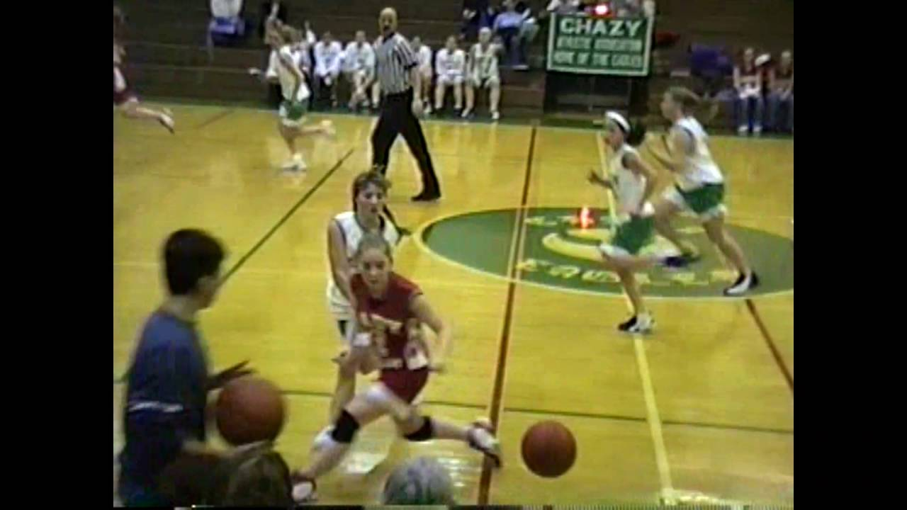 Chazy - Willsboro JV Girls  12-16-02