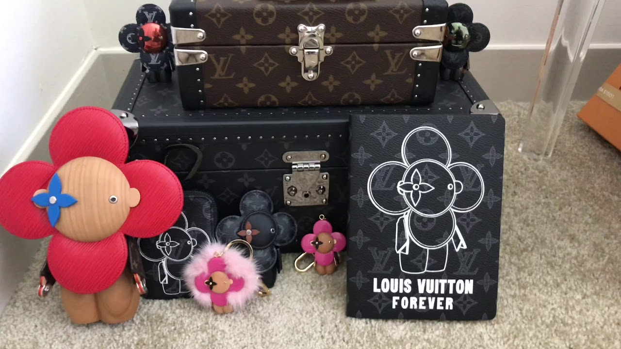 77880657324e Louis Vuitton Vivienne Music Box - YouTube
