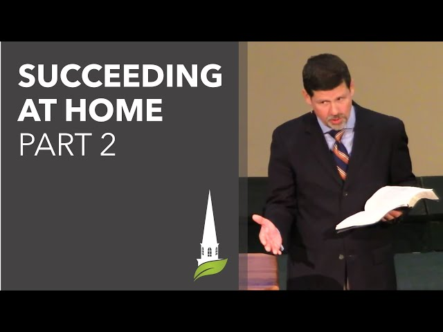 Dave Young: Succeeding at Home, 2