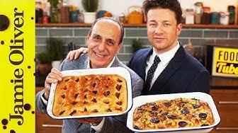How To Make Focaccia | Jamie & Gennaro