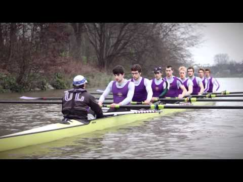 Rowing For Gold (UCL)