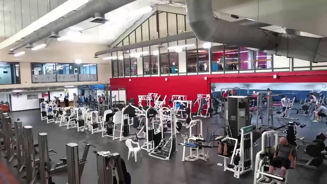 Odyssey Fitness Center 2015 Youtube