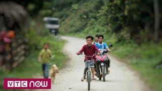 Cậu bé Sơn La đạp xe hơn 100km xuống Hà Nội để gặp em