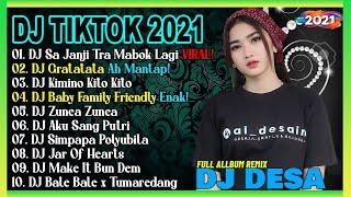 DJ TIKTOK TERBARU 2021 - DJ SA JANJI TRAKAN MABOK LAGI FULL BASS VIRAL REMIX TERBARU 2021