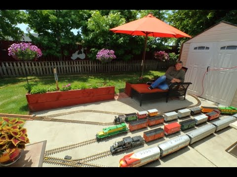 Model Railroad Train Track Plans -Amazing Pointers For Development The Most When your house is too small for your model train collection…
