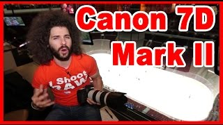 Canon 7D Mark II Real World Review