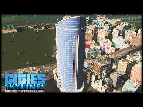 Der TRANSPORT Tower | Cities: Skylines #20