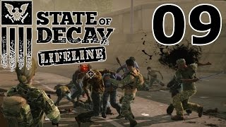 State of Decay: LIFELINE Let's Play #09 – College Boy [GERMAN GAMEPLAY]