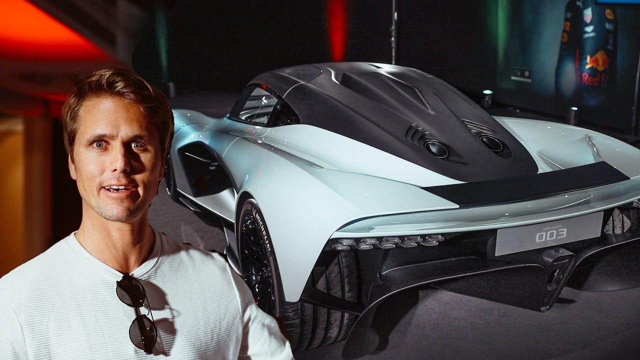 The Aston Martin And Monaco F1 Jon Olsson Stunmore