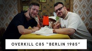 Overkill X Reebok Club C Bückware Berlin 1985 Interview
