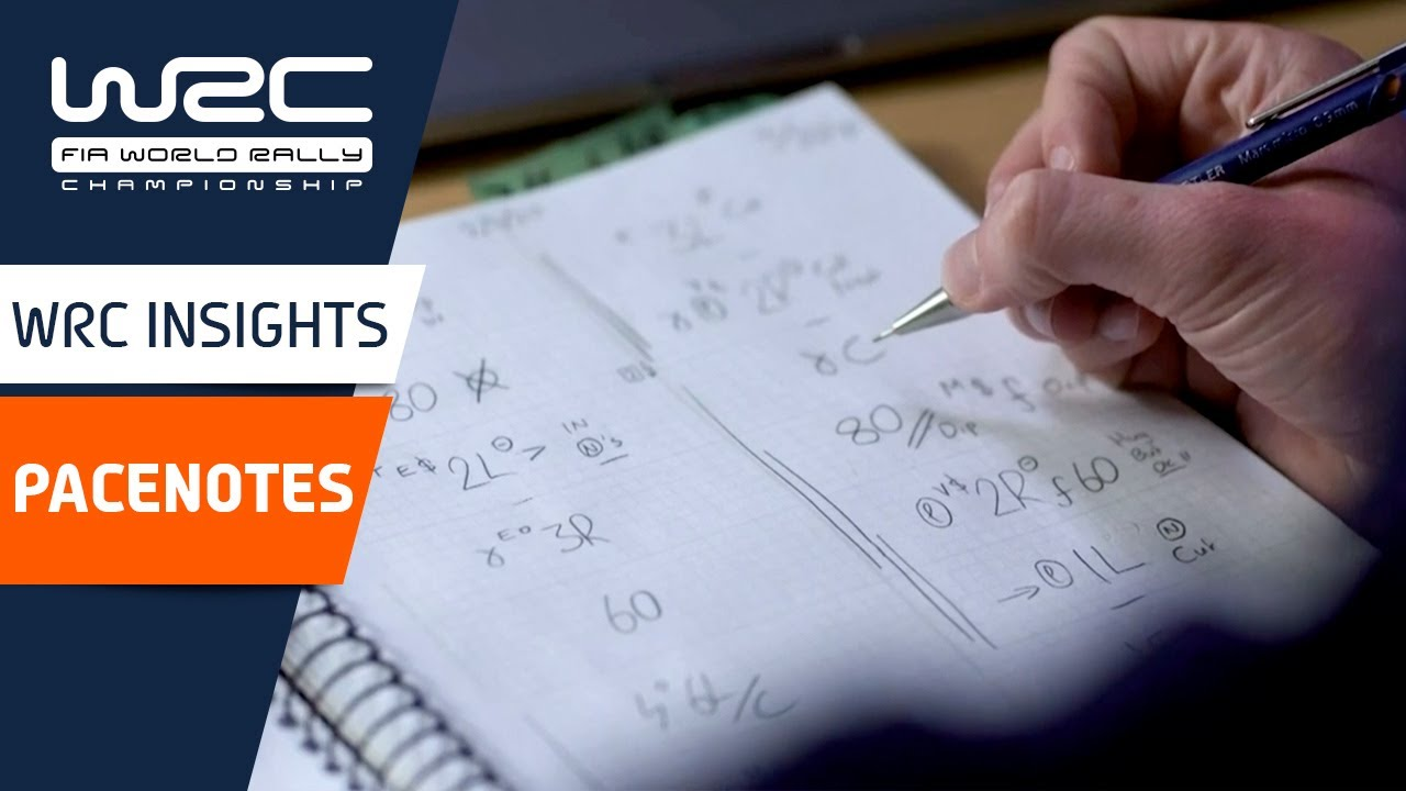 PACENOTES - WRC Insights