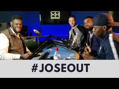 #JoseOut   Transfer Deadline Day Review - The Fifth Official Live