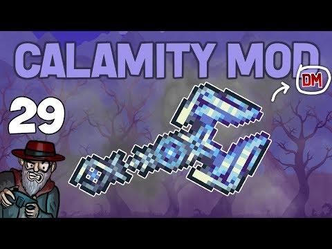 Terraria # 29 DETERMINATION. 10 MILLION HP!! Calamity Mod D-Mode Let's Play