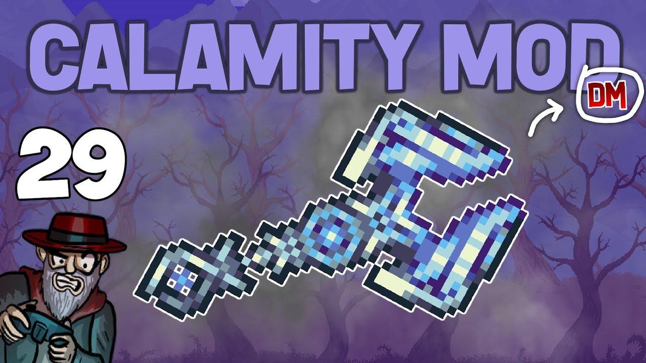 Terraria # 29 DETERMINATION  10 MILLION HP!! Calamity Mod D-Mode Let's Play