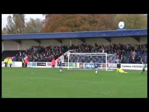 Lincoln City Goals 2016-17