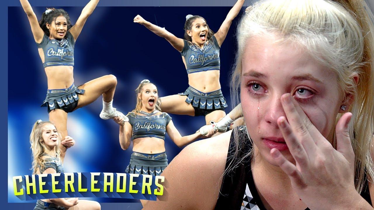 Kaip mesti svorį cheerleading išbandymai