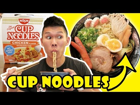 MAKING RAMEN RESTAURANT QUALITY - From INSTANT NOODLES || Life After College: Ep. 518