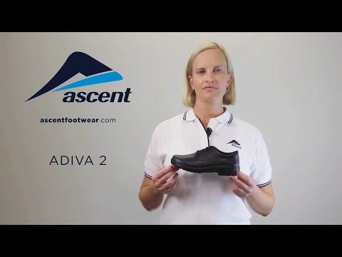 ASCENT SCHOOL SHOE -  ADIVA 2 YTH