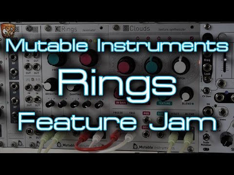 Mutable Instruments - Rings *Feature Jam*