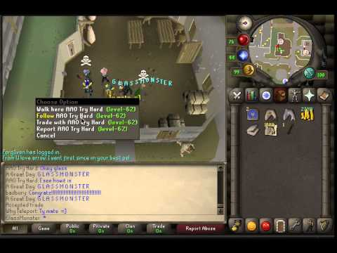 Osrs Adventures Monster S Cooking Party