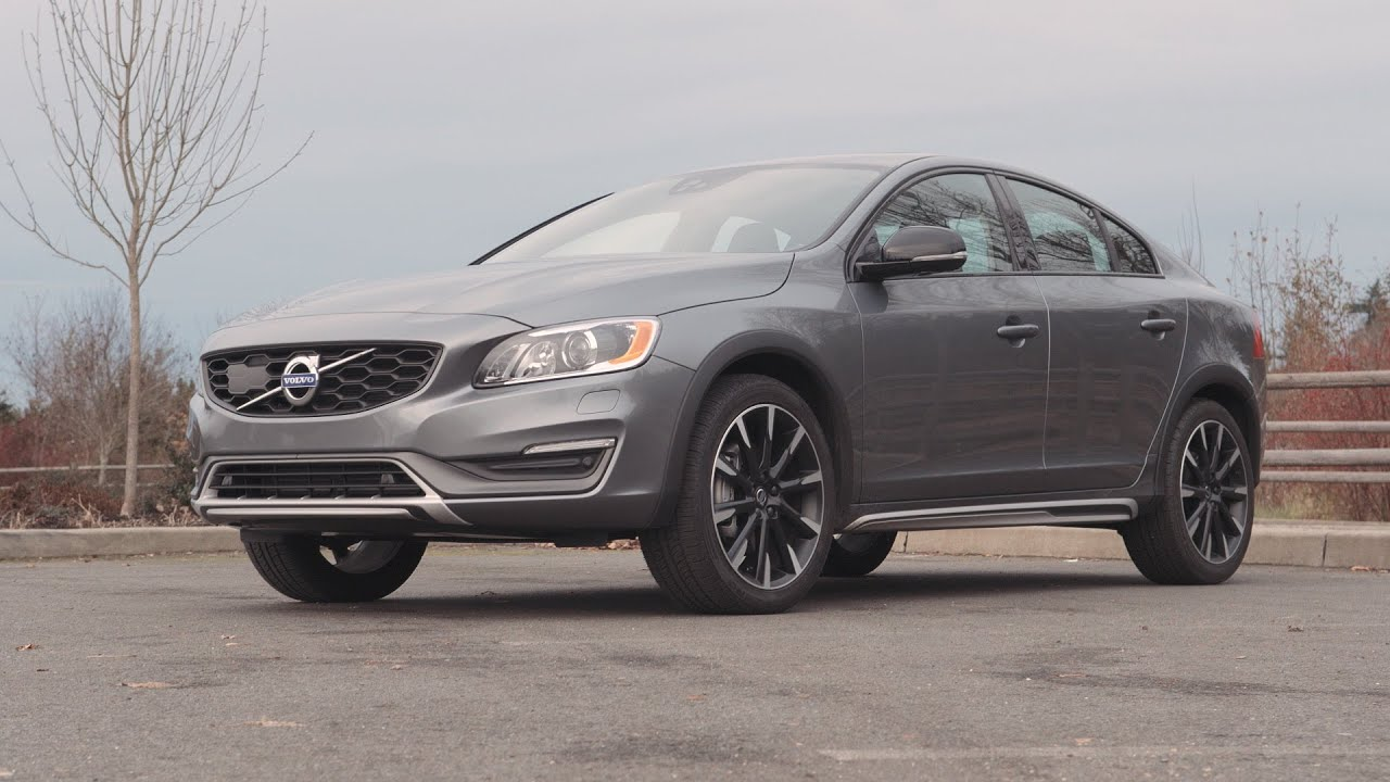 Volvo S60 T5 >> 2016 Volvo S60 T5 AWD Cross Country Review - AutoNation - YouTube