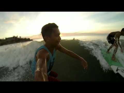 Indonesia surfing (Bengkulu, SouthWest Of Sumatra)
