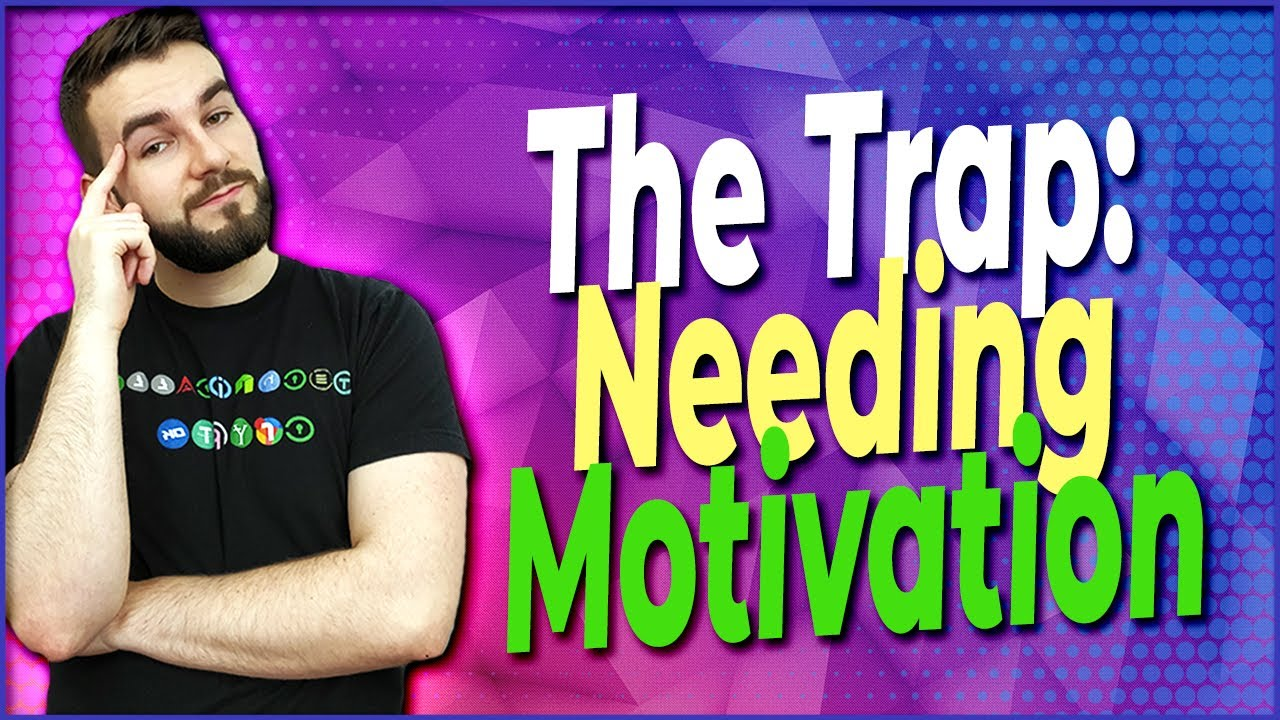 ▶️ The Motivation & Inspiration Trap   EP#348