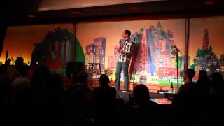 Natan Ovadia Live @ the Punchline SF 4-30-13
