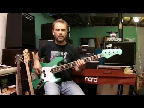 Magnificent Seven - The Clash (Norman Watt-Roy) Bass Cover