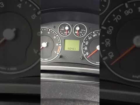 Диагностика форд фиеста 1,3. 2007г.в.