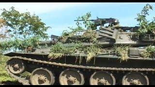 90式戦車 第2戦車連隊 北鎮演習2