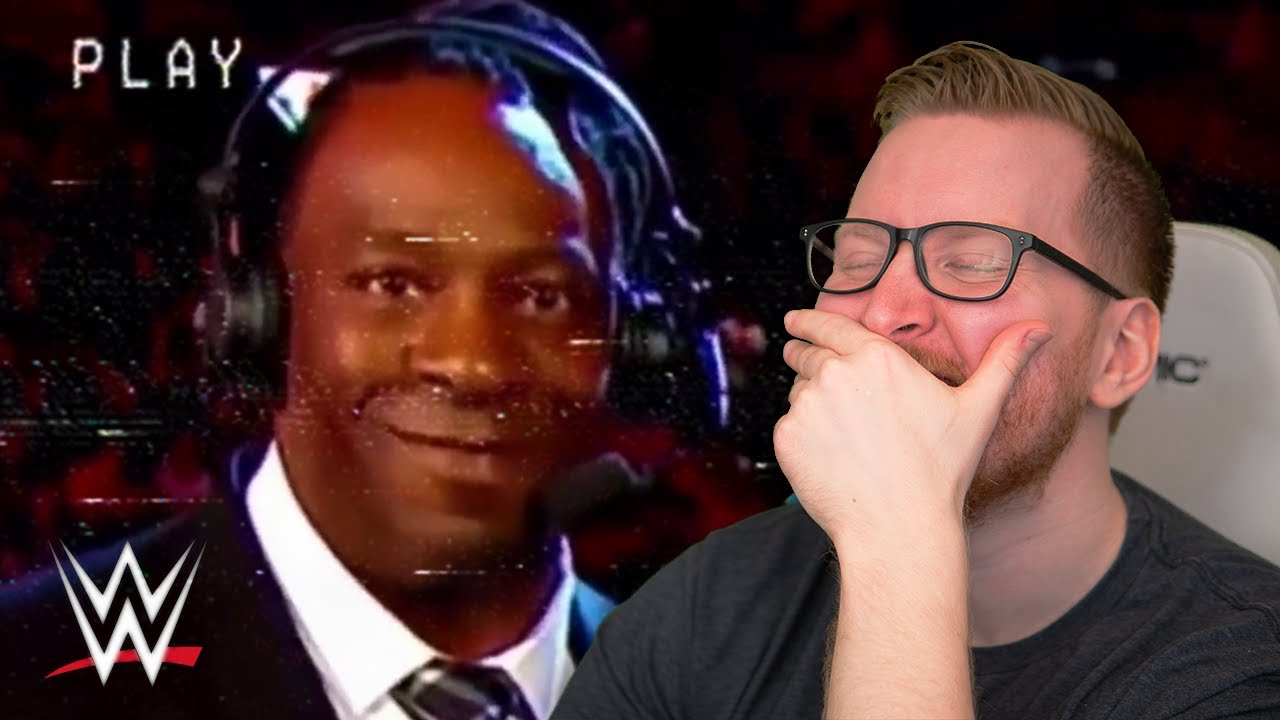 Download Reacting To WWE Booker T Funny Commentary Moments Compilation (WWE Funny Moments)