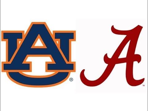 2018 Iron Bowl, Auburn at #1 Alabama (Highlights)