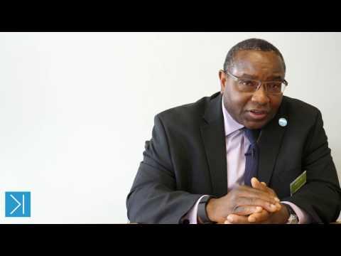 Movemeback @ LSE Africa Summit - David Luke (United Nations)