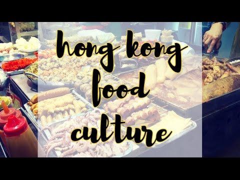 HONG KONG Food Culture *noms*