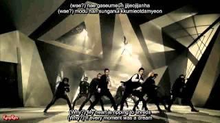 TVXQ / DBSK - Why (Keep Your Head Down) Rom & Eng Sub Lyrics Mp3