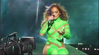 Jennifer Lopez - Waiting For Tonight \ Dance Again \ On The Floor (It's My Party Live In TLV 2019)