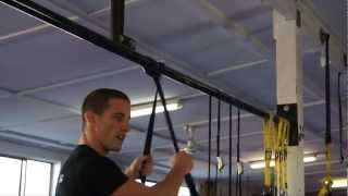Power bands for pull ups progressions