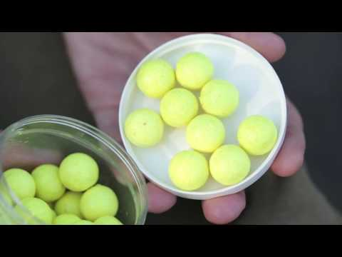 Mainline Baits TV How To Give Your Pop-Ups A Flavour Boost
