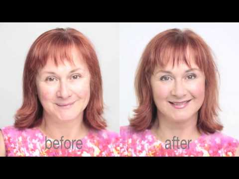 How to do a day time makeup, for the over 60's